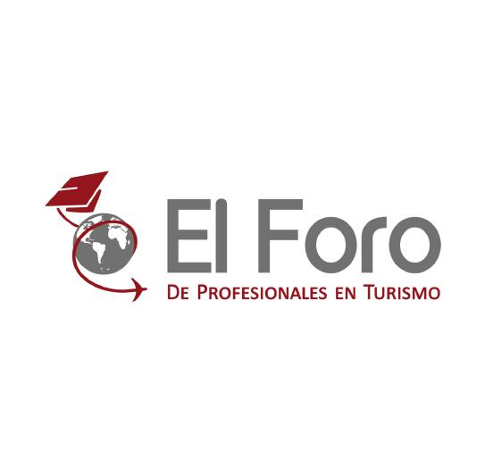 Logo Foro de Profesionales en Turismo